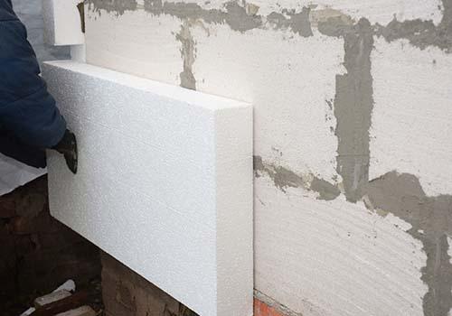 Isoler ses murs par l'exterieur