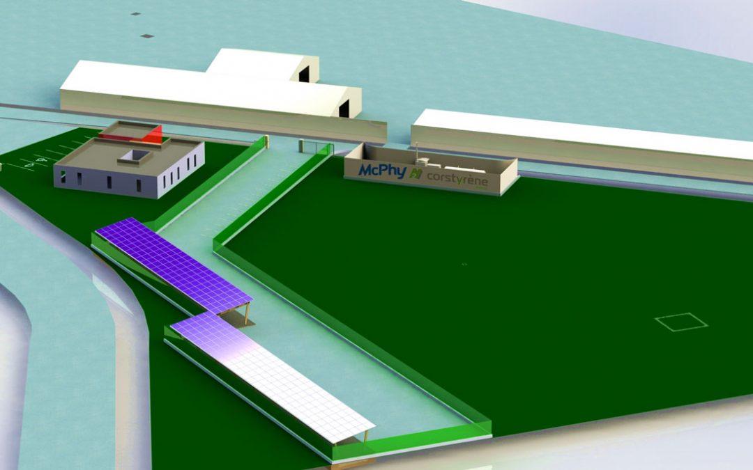 La première station hydrogène de Corse pour 2021